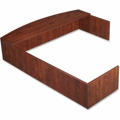 Lorell Essentials Series L-Shaped Reception Counter 69700