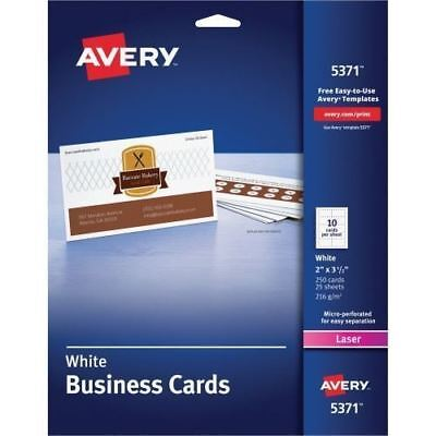 Avery Business Card 5371