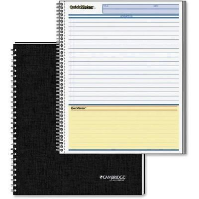 Mead QuickNotes One Subject Action Planner 06066