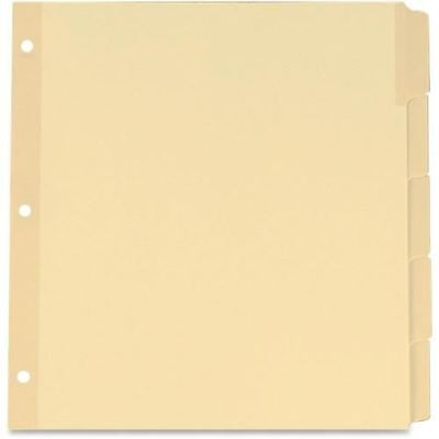 Oxford Write-on Tab Divider 10087