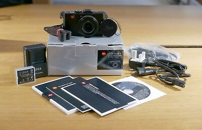 Leica D-Lux 5 in OVP, voll funktionsfähig