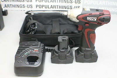 "Matco MCL1638 16V Cordless 3/8"" Impact Wrench Kit"