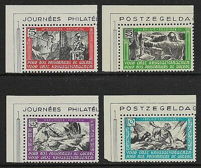 BELGIUM World War 2 Prisoners Fund MNH/**