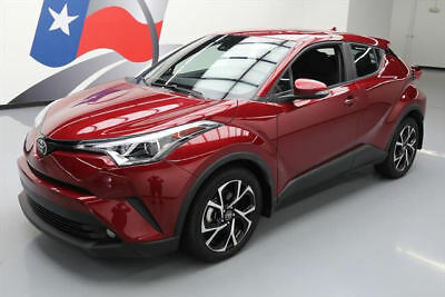 2018 Toyota Other  2018 TOYOTA C-HR XLE AUTOMATIC REAR CAM HEATED SEATS 3K #003606 Texas Direct