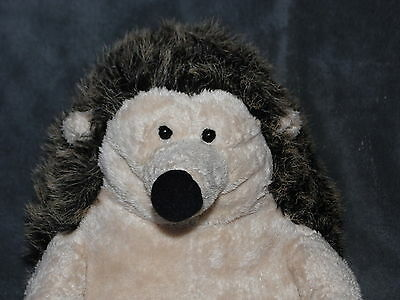 Chad Valley Hedgehog Soft Toy Brown Comforter Doudou