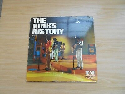 The Kinks=The Kinks History (German) (Double L.p.)  Ex
