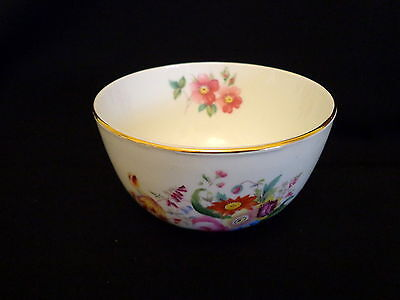 George Jones Crescent China Junetime Sugar Bowl Exc. Cond.
