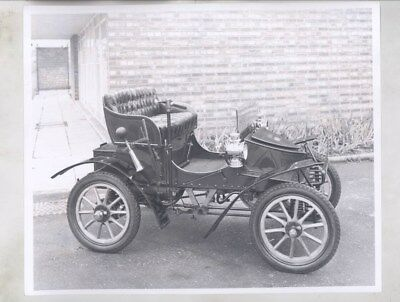1900 ? Vauxhall Runabout ORIGINAL Factory Photograph wy6985