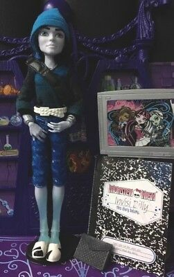 Monster High Invisi Billy Scaremester Doll Great Condition ❤️