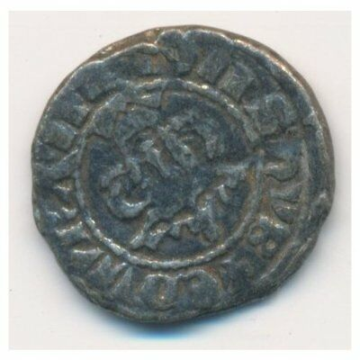 Antique Unknown Midieval coin (England?) FREE S&H!