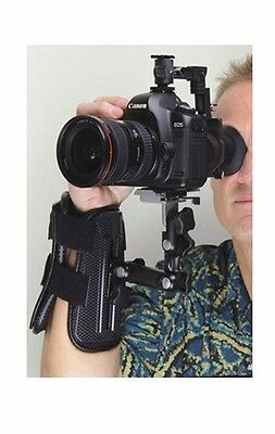 Hoodman Wristshot H-WS1 DSLR Video Support LOOK