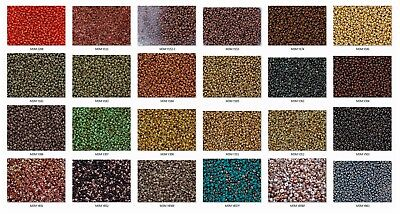 3MM Magatama Toho Japanese Seed Beads - Pick from 24 Colors! Best Selection! D1