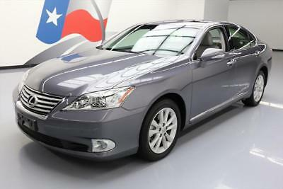2012 Lexus ES Base Sedan 4-Door 2012 LEXUS ES350 SEDAN 3.5 V6 SUNROOF CLIMATE SEATS 18K #480541 Texas Direct