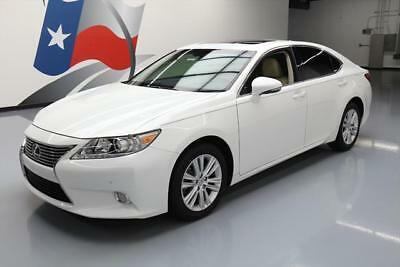 2015 Lexus ES Base Sedan 4-Door 2015 LEXUS ES350 SUNROOF COOLED SEATS REAR CAM 38K MI #168533 Texas Direct Auto
