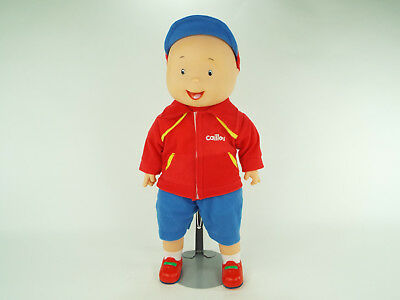 Caillou Best Friend Talking & Singing Doll
