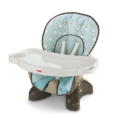 Fisher-Price Space Saver High Chair  Teal Tempo