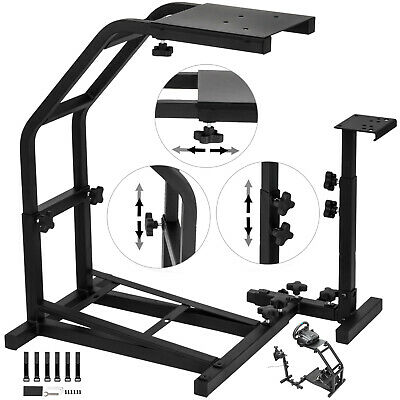 Racing Simulator Steering Wheel Stand forG27 G29 PS4 G920 T300RS T80