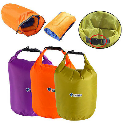 Bluefield Waterproof Dry Bag Canoe Floating Kayaking Dry Sack Pack Pouch EB