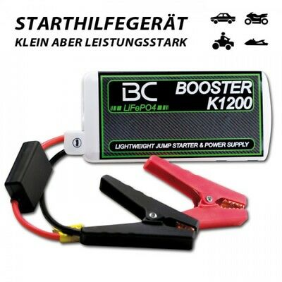Booster BC K1200 lifepo4-technologie 100% Safe