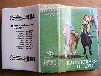 Timeform Racehorses of 1977 - Please See Photos