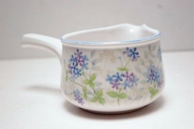 Noritake Progression Bewitch 9078 Stick Handle Gravy Boat MINT!