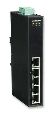 I-Swhub Ind-920 Fast Ethernet Switch Industriale 5 Porte Slim Ies-1050A