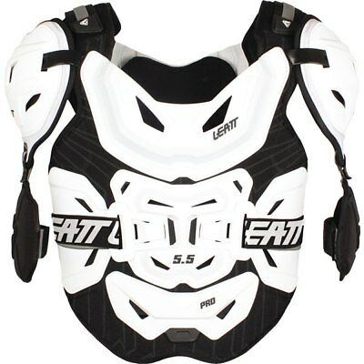 Leatt 5.5 Pro Chest Protector Motorcycle Protection