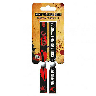 The Walking Dead - Festival Wristbands  - GIFT