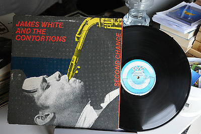 "James White And The Contortions - Second Chanc - Vinile - Lp 33 Giri - 12"" - Ex"