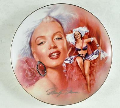 Marilyn Monroe Collector Plate from The Bradford Exchange 2nd issue