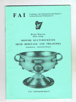 "Irland 2000 ""irische Kulturschätze""-Irish Heritage And Treasures""b.warren/o.jung"