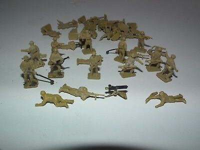 WWII Airfix British Infantry 1/72 Scale. (Bagged) - 19446