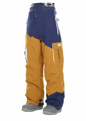 Picture Snowboard Pants - Styler - Camel, Ski, Trousers, Freestyle Fit - 2018