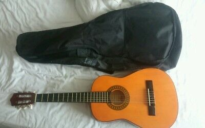 Half-size 1/2 childs travel stagg classical acoustic guitar