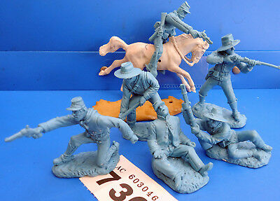Toy Soldiers (TSSD): ACW   (lot 736)