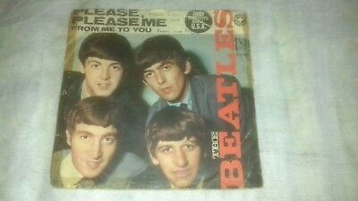 Beatles  Please Please Me / From Me To You 1964(Solo Copertina / Only Sleeve)