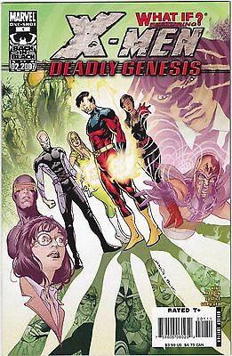 What If? X-Men Deadly Genesis #1 / One-Shot / 2007 / Marvel Comics