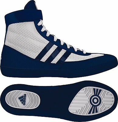 adidas Combat Speed 4 Junior Wrestling Shoes - White