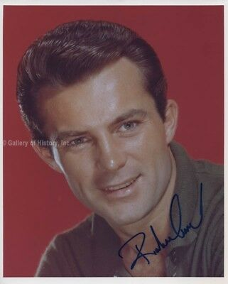 Robert Conrad - Photograph Signed