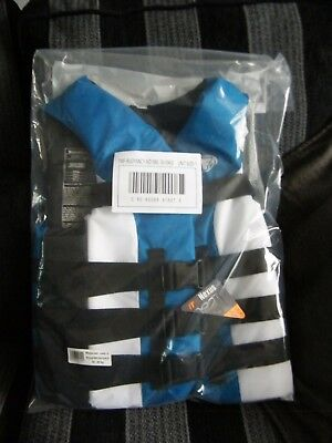 TWF Water Ski Buoyancy Aid Vest Small 30-50kg Size 1 New in Bag With Tags