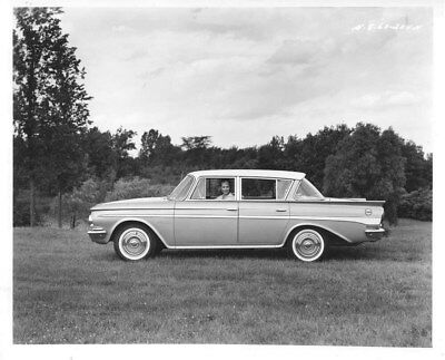 1961 Rambler Classic ORIGINAL Factory Photo oub8660