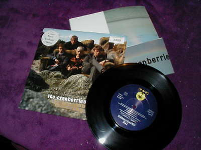 """The Cranberries,limited Edition Includes Poster, Ridiculous Thoughts ,7""""  Vinyl"""