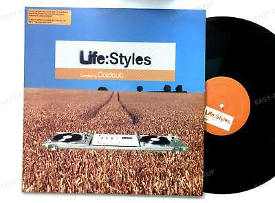 Various - Life:Styles (Compiled By Coldcut) UK 2LP 2004 + Innerbag /3