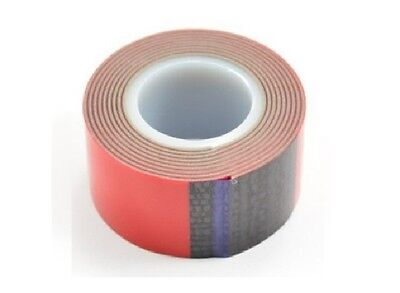 Servo Tape Fastrax Premium Double Sided Tape 25mm x 1M Roll 1mm Thick  FAST187