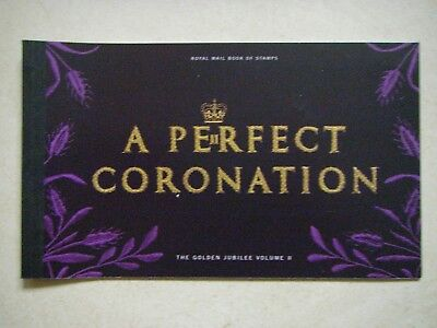 GB Prestige Stamp Booklet 2003 - A Perfect Coronation DX31.