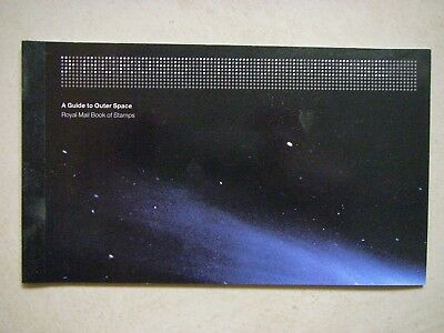 GB Prestige Stamp Booklet 2002 - Across the Universe DX29.