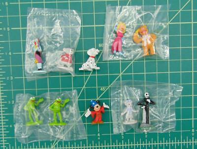 Disney Collector Packs Park Series Ten/10 Lot of 10 Figures