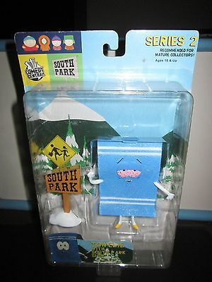 RARE SOUTH PARK SERIES #2 TOWELIE with SOUTH PARK SIGN BY MIRAGE NIP