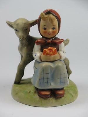 COLLECTABLE HUMMEL FIGURINE 182 Good Friends TMK-3 Goebel West Germany 1960-72