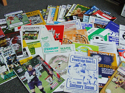 Collection Of Non League All Clubs 1980S To Date X 93 Issues